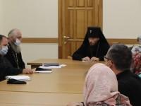 Состоялась встреча оргкомитета регионального этапа Рождественских чтений