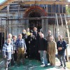 Архиепископ Феодор посетил строящиеся храмы