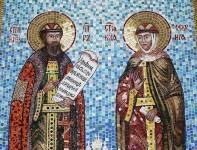В праздник семьи, любви и верности состоится молебен у часовни святых Петра и Февронии