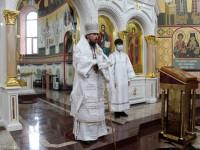 Воспоминание чуда Архистратига Михаила в Хонех — Праздник в честь Небесного покровителя  Морского собора