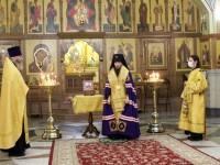 «Величаем Тя, Пресвятая Дево, и чтим святых Твоих родителей»: Встреча мощей свв. Иоакима и Анны в Кафедральном соборе