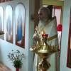 Литургия в храме Всемилостивого Спаса при отделении медицинской реабилитации в День трезвости