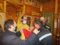 Возобновились богослужения в храмах при исправительных колониях Камчатского края