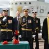 Настоятель гарнизонного храма г. Вилючинск принял участие в торжественных мероприятиях, посвященных окончанию Второй мировой войны