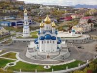 10-летний юбилей освящения Свято-Троицкого кафедрального собора