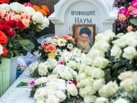 Архиепископ Феодор совершил богослужение в день памяти архимандрита Наума