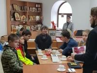 Православные молодежные  встречи в Морском соборе