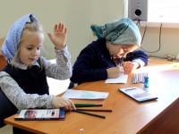 Занятия в Воскресной школе Кафедрального собора