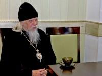 Интервью с Председателем Синодального отдела по церковной благотворительности и социальному служению епископом Орехово-Зуевским Пантелеимоном
