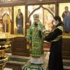 Престольный праздник храма в честь праведного Артемия Веркольского