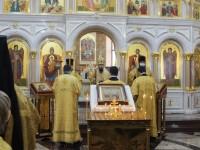 В храмах епархии совершены панихиды по погибшим в дорожно-транспортных происшествиях