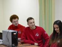 Православная молодежка принимает гостей