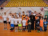 Футбольный турнир на кубок святого благоверного князя Александра Невского