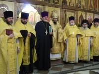 Архиепископ Феодор вручил церковные награды священнослужителям епархии