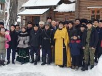 Казаки отдельного Камчатского Казачьего Округа провели ряд мероприятий в рамках регионального этапа Рождественских чтений