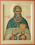 Божественная литургия в день памяти святого праведного Иоанна Кронштадтского