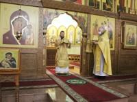 Божественная литургия в Новолетие