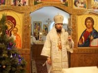Навечерие Рождества Христова в Морском соборе