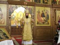 Литургия в Неделю перед Богоявлением