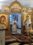 Божественная литургия в праздник святителя Филиппа, митрополита Московского и всея России