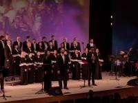 Состоялся концерт Камчатской хоровой капеллы им. Е. Морозова «Мелодия Рождества»