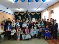 Посещение детей в детских домах