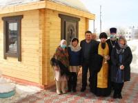 Архиепископ Феодор посетил Камчатское отделение «Российского Красного Креста»