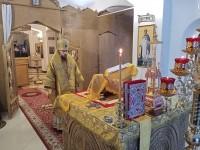 Литургия в праздник перенесения мощей святителя Иоанна Златоуста