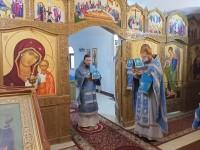 Литургия в Морском соборе в день памяти прп. Кирилла Новоезерского
