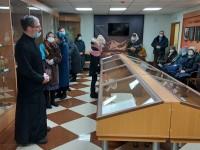 В музее Православия на Камчатке прошло мероприятие, приуроченное к празднику Новомучеников и исповедников Российских