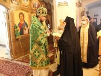 Литургия в праздник святого праведного Феодора Томского
