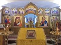 Литургия в день памяти трех Святителей