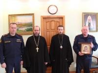Состоялась рабочая встреча Правящего архиерея и руководителя УФСИН по Камчатскому краю