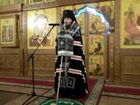 Архиепископ Феодор совершил вечерню с чином прощения в Кафедральном соборе