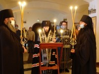 Покаянный канон св. Андрея Критского в первые дни Великого поста