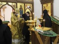 Божественная литургия в день памяти сщмч. Ермогена, патриарха Московского и всея Руси