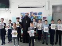 В школе п. Ключи Усть-Камчатского района прошли беседы, посвященные святому князю Александру Невскому