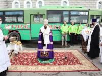 Освящение Автобуса Милосердия