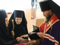 Иноческий постриг в Свято-Казанском женском монастыре