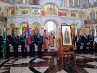 Благодарственный молебен в канун дня Великой Победы