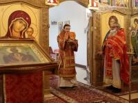 Литургия в праздник Кирилла и Мефодия, Учителей Словенских
