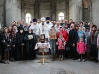Престольный праздник храма святителя исповедника Луки