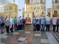 Для подопечных Елизовского дома-интерната была проведена экскурсия по храмам