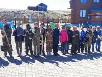 Православный военно-патриотический лагерь «Командорский ратник»  в селе Никольское