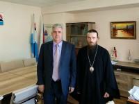 Состоялась встреча Архиепископа Феодора с министром здравоохранения Камчатского края