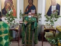 Престольный праздник общины Святого Духа