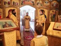 Литургия в День Крещения Руси