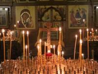 В храмах епархии совершаются заупокойные богослужения