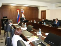 Глава епархии принял участие во встрече Совета по межнациональным отношениям в Камчатском крае