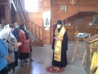Состоялась поездка Архиепископа Феодора в Усть-Камчатский район